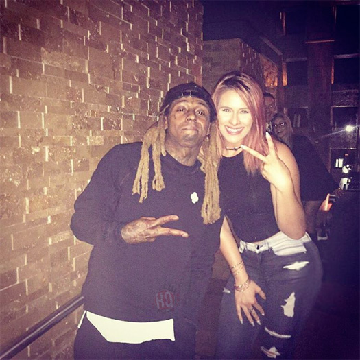 Preview The Full Version Of Roy Demeo & Lil Wayne Chico Collaboration