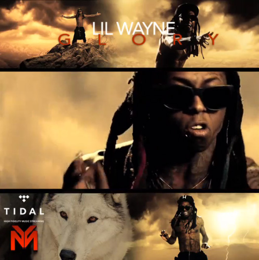 Preview Lil Wayne Glory Music Video