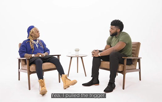 Preview Lil Wayne Sit Down Conversation With Emmanuel Acho About Mental Health