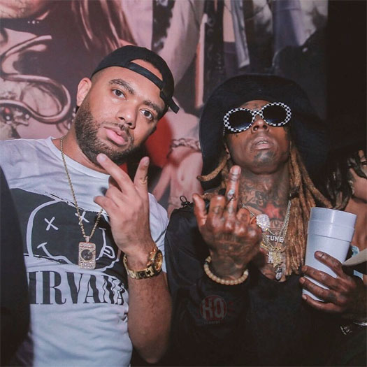 Preview A New Lil Wayne Song Called Bust It