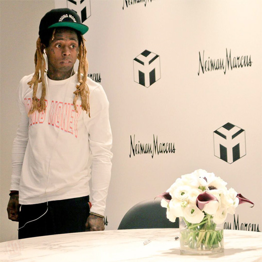 Preview A New Lil Wayne Song Called She Got A Man