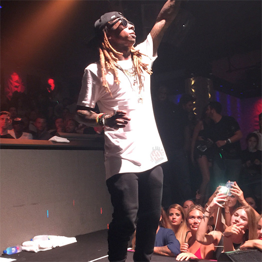 A Recap Of Lil Wayne Appearance & Live Performance At GOTHA Nightclub In Cannes France