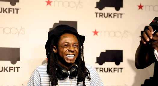Watch A Recap From Lil Wayne In Store Appearance At Macys In Lenox Square