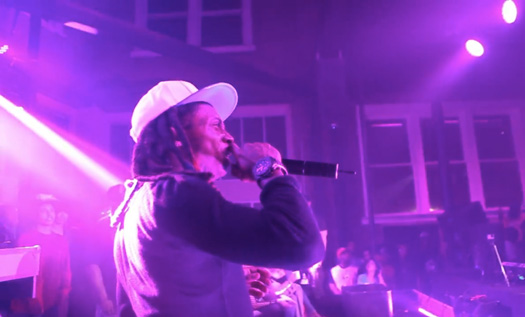 Recap Of Lil Wayne Performing Live At Nightown In Destin & Kress Live In Biloxi