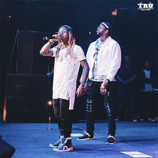 Watch Recaps Of Lil Wayne & 2 Chainz ColleGrove Show In Oakland
