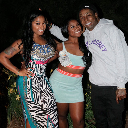 Reginae Carter Reveals The Greatest Gift Her Father Lil Wayne Has Ever Given Her