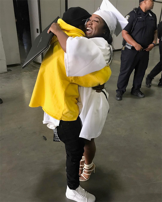 Reginae Carter Graduates High School, Lil Wayne & Toya Wright Join The Celebrations