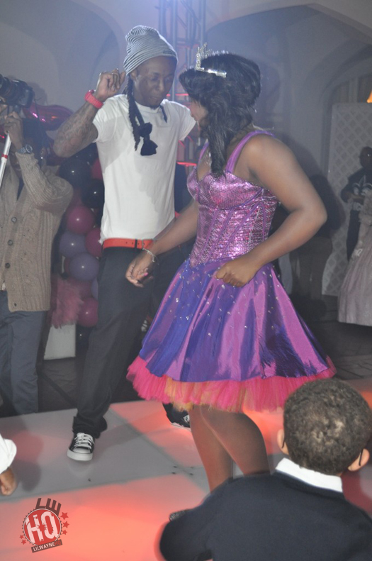 Reginae Carter 13th Birthday Party With Lil Wayne & More