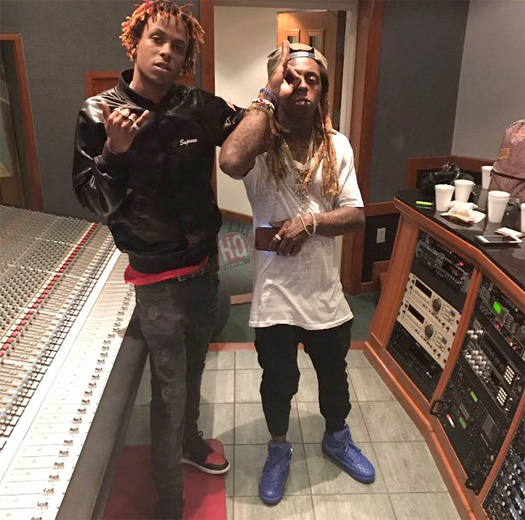 Rich The Kid Talks What It Was Like Skating With Lil Wayne At The TRUKSTOP