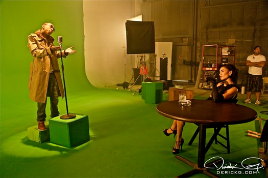 Behind The Scenes Of Young Moneys Roger That Music Video