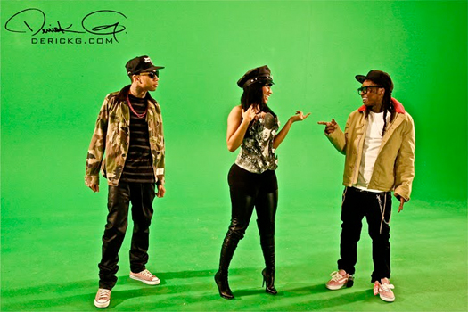 Young Money First Official Single From Rise Of An Empire Album To Feature Lil Wayne, Nicki Minaj & Tyga