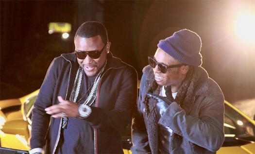 Shawty Lo WTF Feat Lil Wayne - No DJ