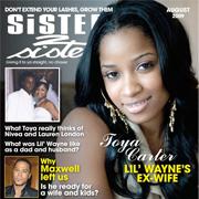 Antonia Carter Sister 2 Sister Magazine