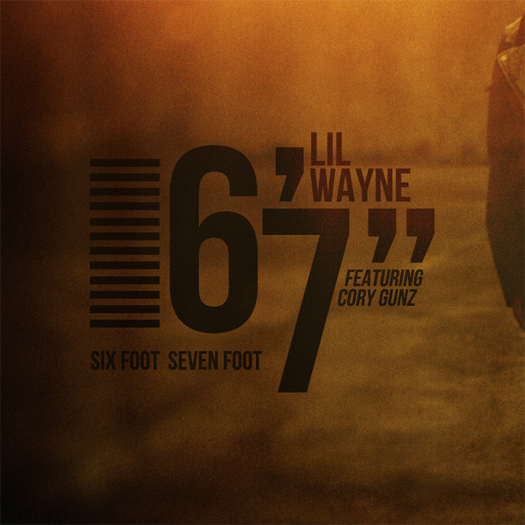 Lil Wayne - 6 Foot 7 Foot ft. Cory Gunz Single