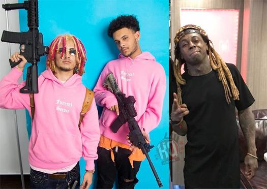 Smokepurpp Hints At A Collaboration From Himself, Lil Wayne & Lil Pump
