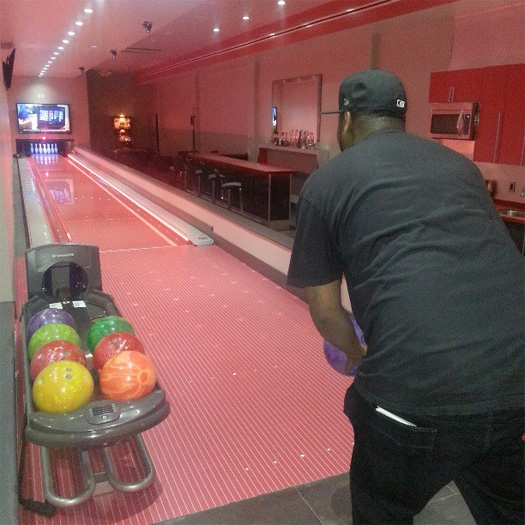 Soulja Boy & Mike Go Skating & Bowling At Lil Wayne Crib
