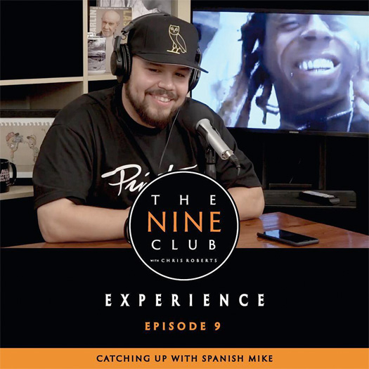 Spanish Mike FaceTimes Lil Wayne On The Nine Club Podcast