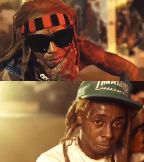 Swizz Beatz Pistol On My Side Feat Lil Wayne Music Video