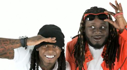 T-Pain Announces New Collaboration With Lil Wayne, Both Hint At A T-Wayne 2 Album