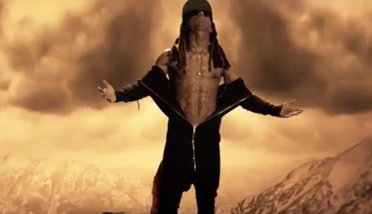 Teaser 2 Of Lil Wayne Glory Music Video
