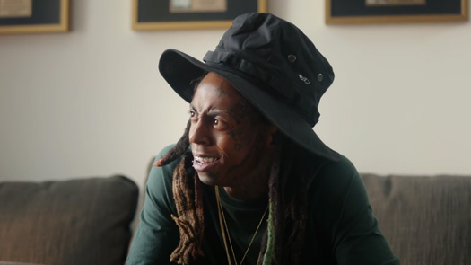 Teaser 2 & 3 Of Lil Wayne Super Bowl Commercial With George Washington