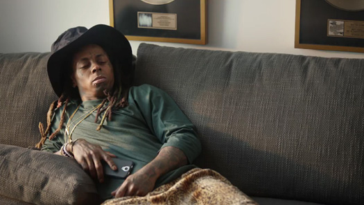 Watch A Teaser Of Lil Wayne Super Bowl Commercial With George Washington