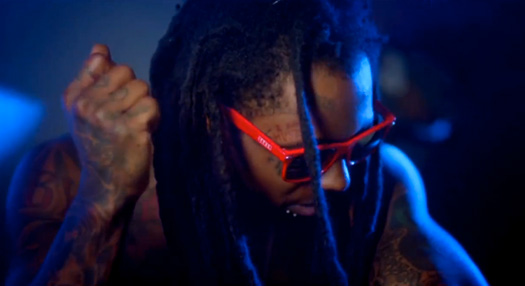 Teaser For Paris Hilton & Lil Wayne Upcoming Good Time Music Video