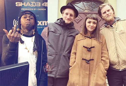 Folk Rock Band The Lumineers Reveal How They Drew Inspiration From Lil Wayne