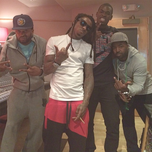 Theotis Beasley Confirms Lil Wayne Is Still Working On His Tha Carter 5 Album