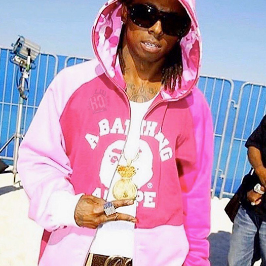 Lil Wayne Performs Live At BET Spring Bling In 2006