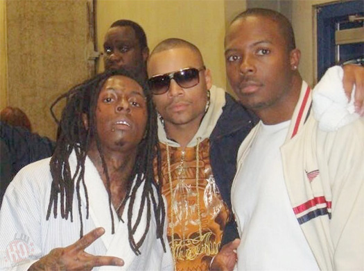 Lil Wayne Performs Prostitute Live On His Tha Carter III Tour In Louisiana