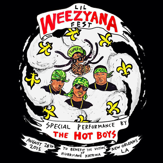 TIDAL Confirm They Will Be Streaming Lil Wayne Lil Weezyana Fest Exclusively