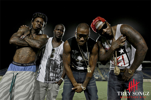 Kevin Hart Alter Ego Chocolate Droppa Calls Out Lil Wayne For Stealing His Car