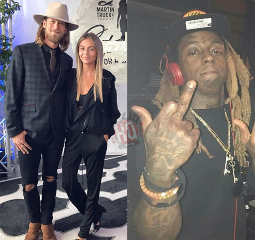 Tribe Kelley Founders Brittney & Brian Speak On Lil Wayne Wearing Their Clothing Line & Favorite Songs