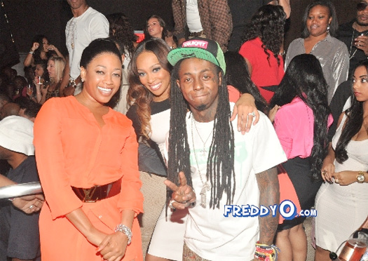 Trina Reveals Her New Collaboration With Lil Wayne Is About Their Past Relationship