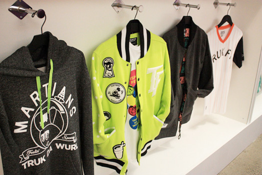 Sneak Peek Of Lil Wayne TRUKFIT Spring 2013 Collection
