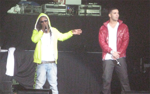 Lil Wayne Right Above It Feat Drake Snippet