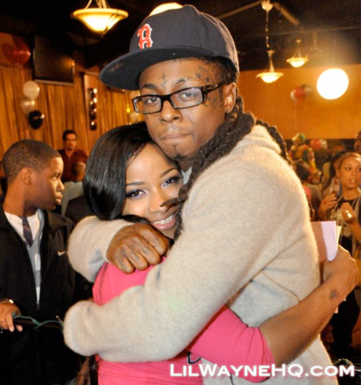 Lil Wayne Laughs At Ex-Wife Toyas Rapping