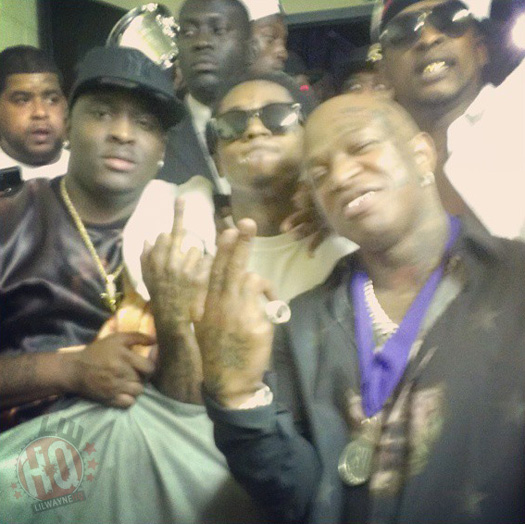 Turk Discusses Himself & Lil Wayne Suing Birdman & Cash Money Records