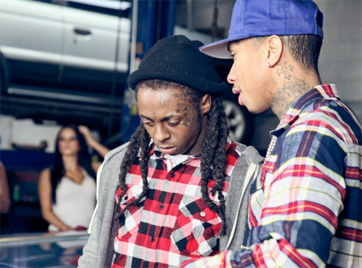 Tyga Just Lean Feat Lil Wayne