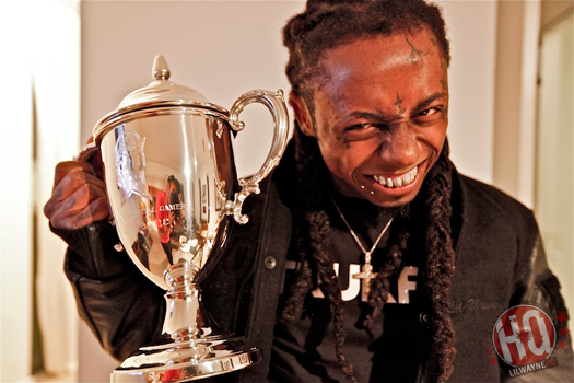Lil Wayne Named One Of EA Sports Most Influential Gamers
