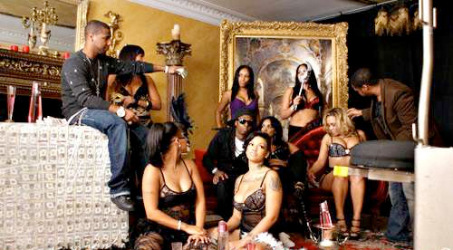 Pictures - Juelz Santana - Home Run Feat Lil Wayne Video Shoot