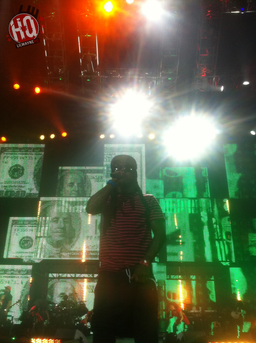 Pictures Of Lil Wayne Performing In Ottawa Canada For I Am Still Music Tour