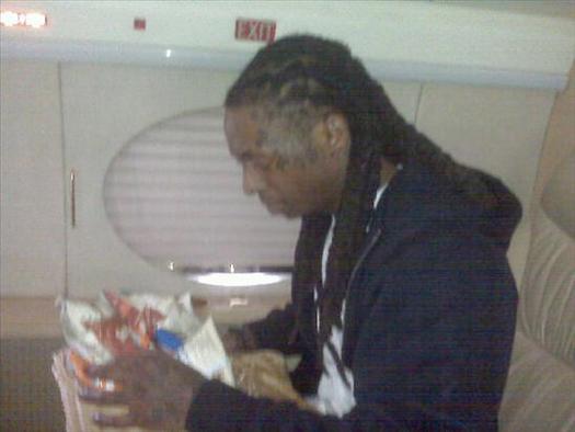 Lil Wayne Road To Rikers Photo