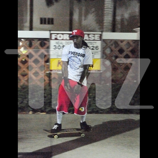 Lil Wayne Entourage Accused Of Assault