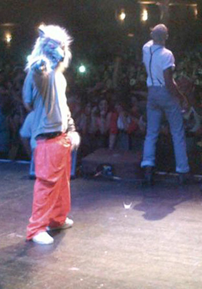 Odd Future Brought Out Lil Wayne At Their Show In Miami