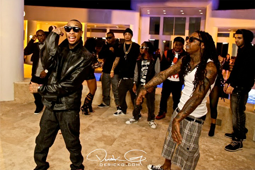 Tyga Recalls The Making Of Young Money Bed Rock Music Video, How He Signed To Lil Wayne & More