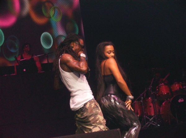 Pictures Of Lil Wayne Performing In Paris France