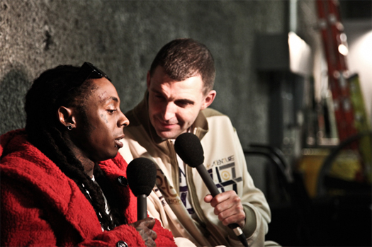 Lil Wayne With Tim Westwood