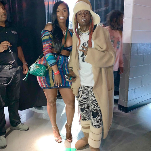 Kash Doll Talks Being Such A Big Fan Of Lil Wayne & Their Kitten Collaboration